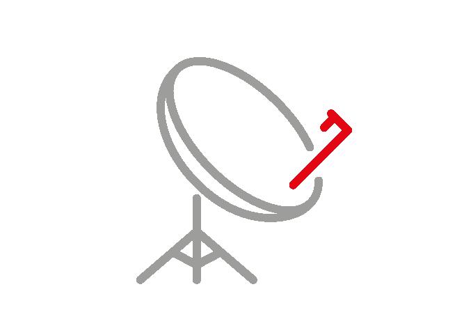 TV, Antennen- und Satelitensysteme